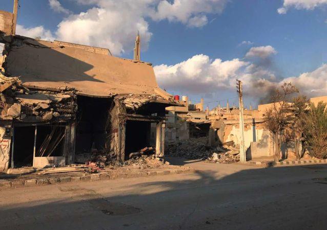 叙利亚巴尔米拉
