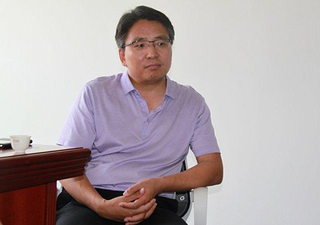 北京希诺谷生物科技有限公司副总赵建平