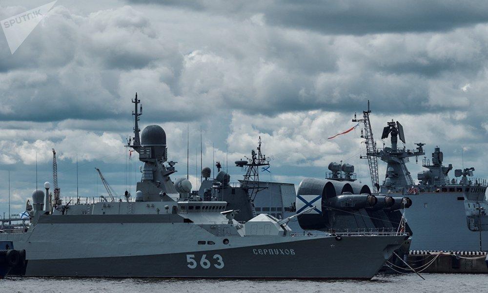 """俄罗斯海军21631型""""谢尔普霍夫""""号"""
