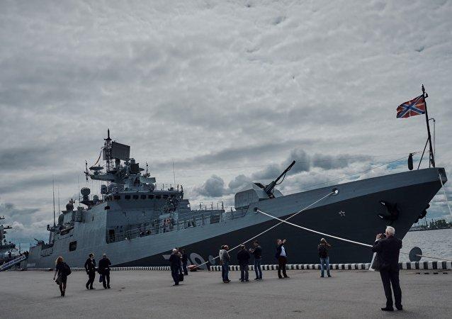 俄羅斯海軍21631型「馬卡羅夫海軍上將」號
