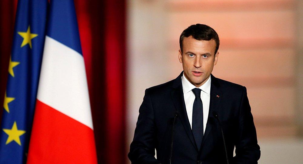 法國總統埃馬紐埃爾·馬克龍