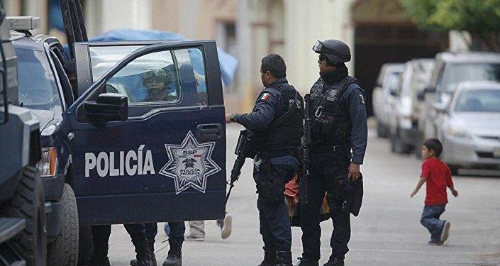 媒體:墨西哥暴力浪潮又致7人死亡