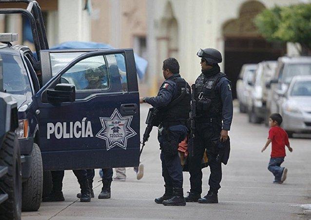 墨西哥,警方(资料图片)
