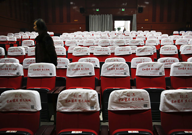 中哈兩國元首觀看首部合拍電影《音樂家》片花