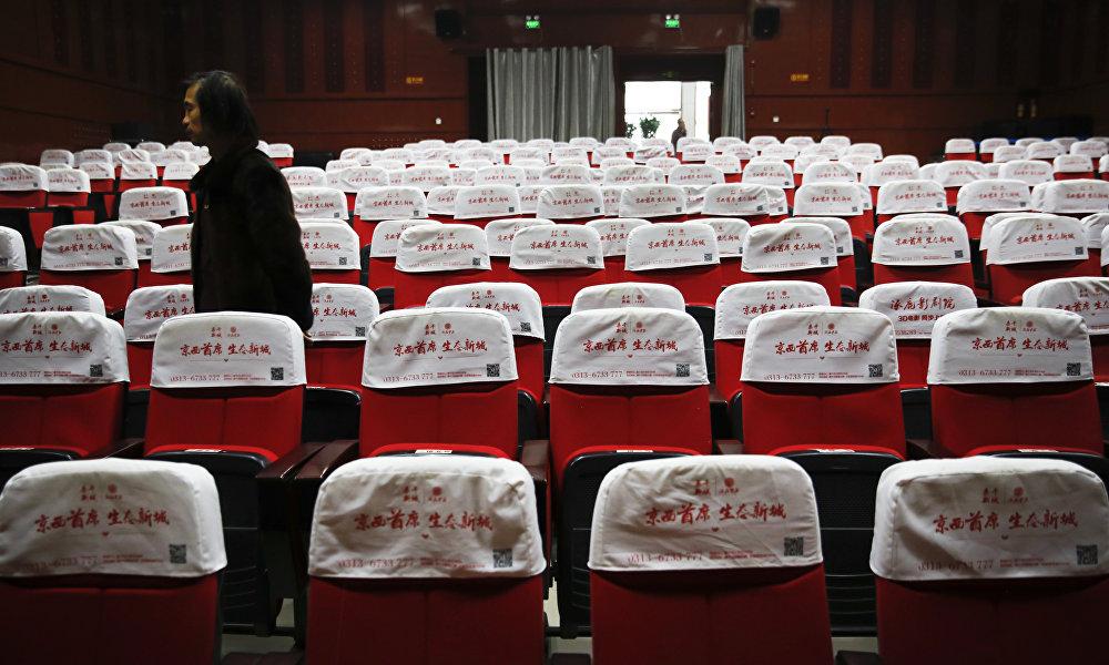 俄罗斯电影工作者为中国制片人在莫斯科举办项目推荐会