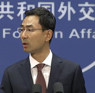 中方希望朝韓互動能夠及時轉化為朝美互動