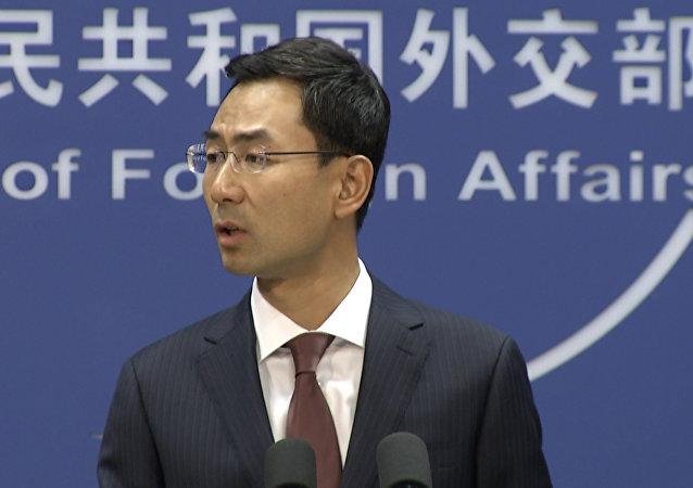 中方希望朝韩互动能够及时转化为朝美互动