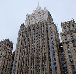 俄外交部:莫斯科认为美国有关他们将恐怖分子赶出叙利亚的言论是无稽之谈