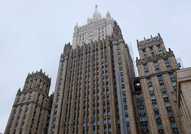 俄外交部:呼吁美国和朝鲜放弃激化局势的举措