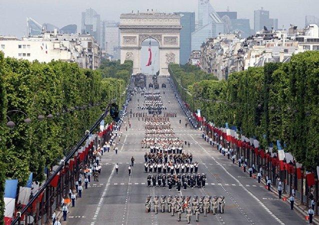 克宮:普京計劃於一戰結束100週年紀念日訪問巴黎