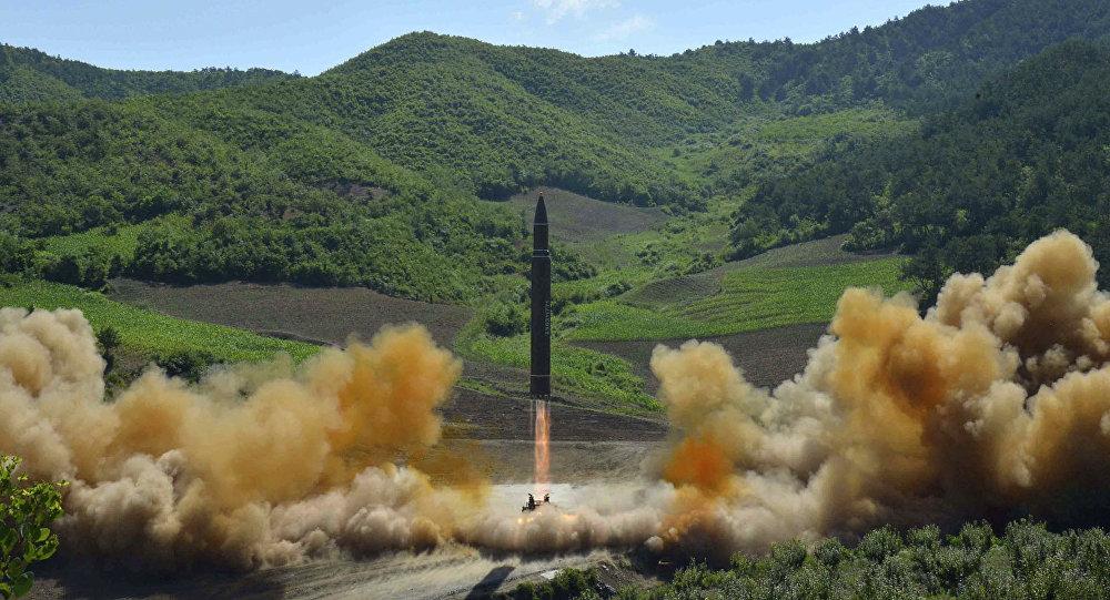 朝鲜问题必须以和平手段解决