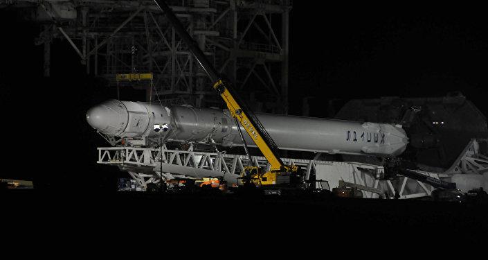 美國「獵鷹9號」火箭因實驗用飼料棒變質推遲發射
