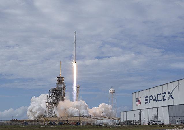 SpaceX起诉美国空军
