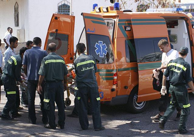 赫尔格达救护车