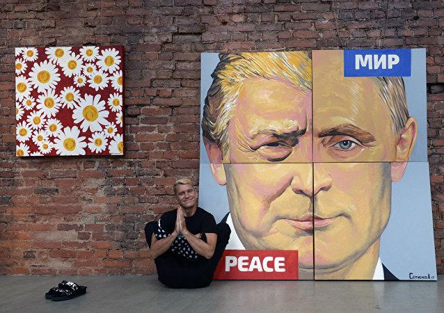 民調:俄民眾稱普京與特朗普會有共同語言但不期待關係變化