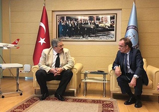 俄驻土耳其大使馆称新任大使已抵达安卡拉