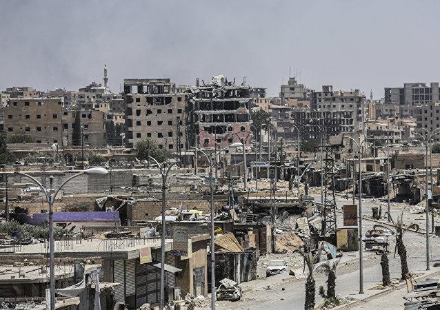 叙利亚, 拉卡