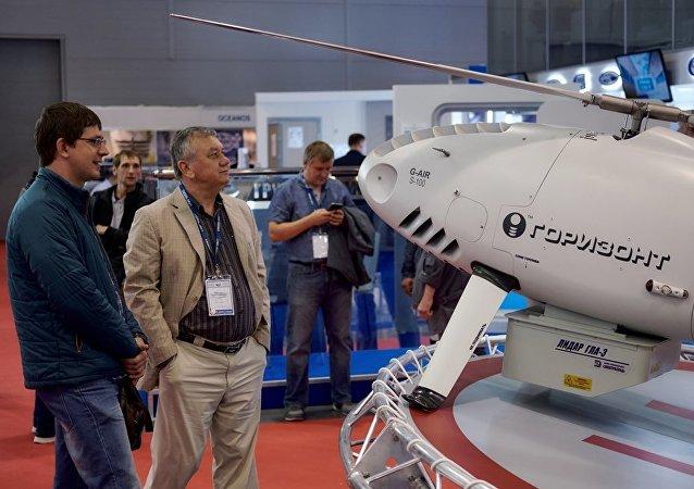 俄研制出自己的重型无人机