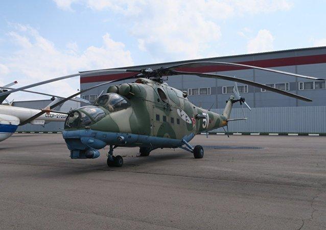 俄直公司:未來戰鬥直升機的研制或花費7年以上時間