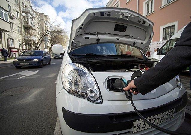俄罗斯政府着手制定电动车发展激励计划