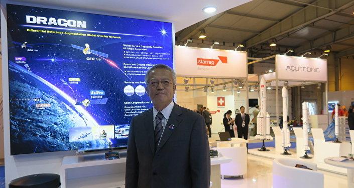 中國航天科技集團公司所屬中國長城工業集團有限公司總裁殷禮明