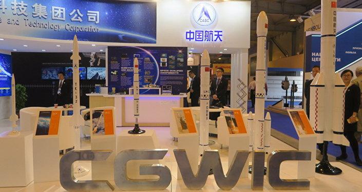 莫斯科航展参展中企代表:中俄航天合作进入新阶段
