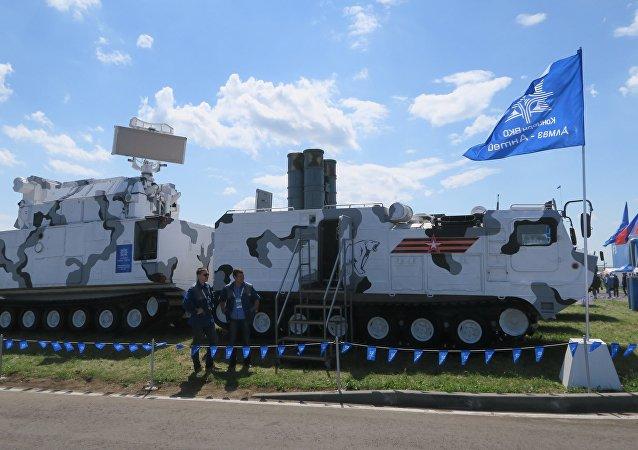 2018年短程防空系统将入役俄北极部队