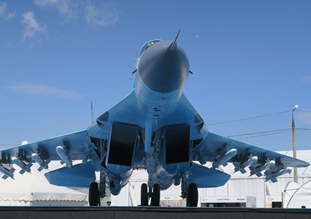 第十三届莫斯科国际航空航天展览会在莫斯科州开幕
