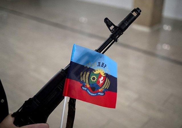 卢甘斯克表示乌方上一昼夜6次破坏停火状态
