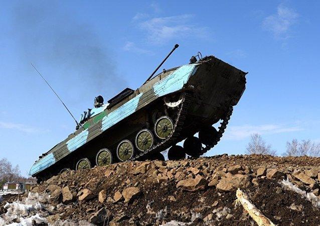 BMP2战车