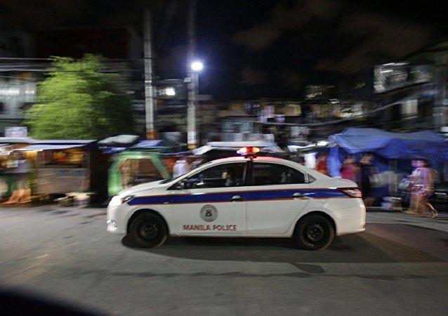 菲律宾警方破获一起网络诈骗案 拘留犯罪嫌疑人近500名