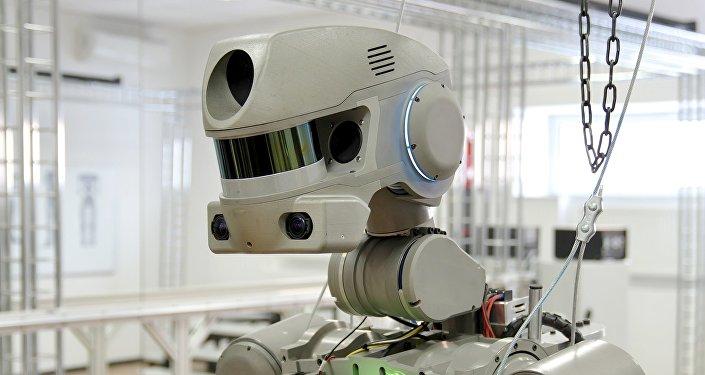 """机器人""""费奥多尔"""""""