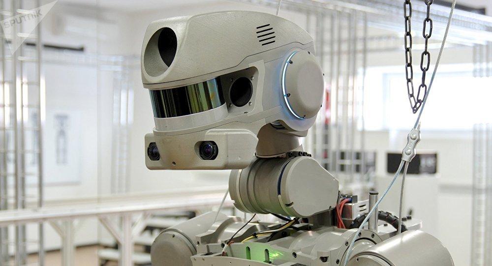 俄羅斯人形太空機器人「費奧多爾」