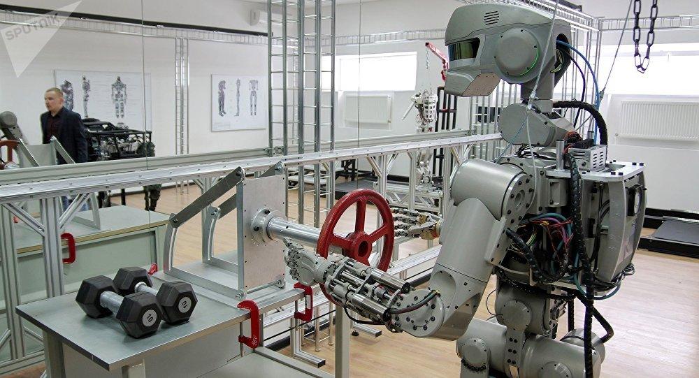 媒体:俄试验自主学习机器人