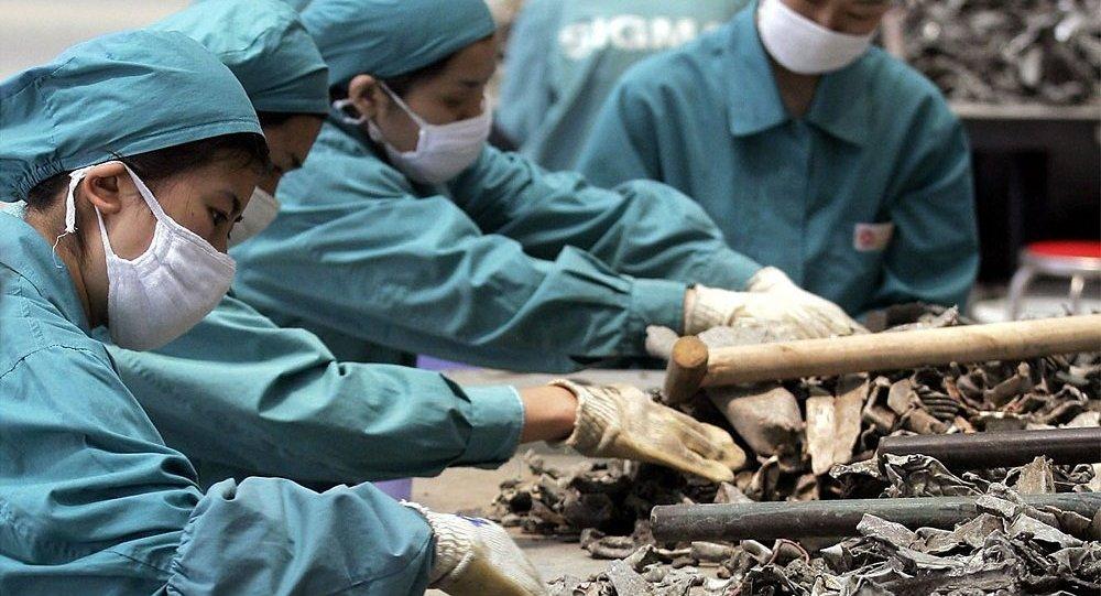 环保人士:应防止美国把出口到中国的垃圾转移到其他发展中国家