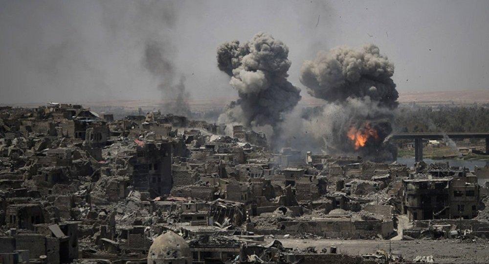 """伊拉克驻俄大使:从""""伊斯兰国""""手中彻底收复摩苏尔还需不到2个月"""
