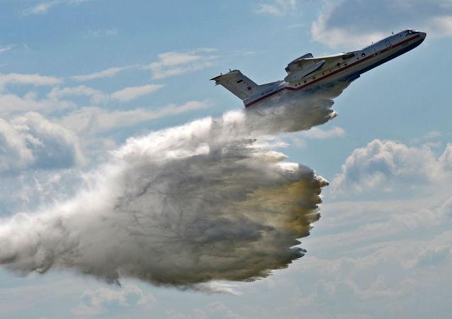 俄将于2020-2021年向美公司供应别-200飞机