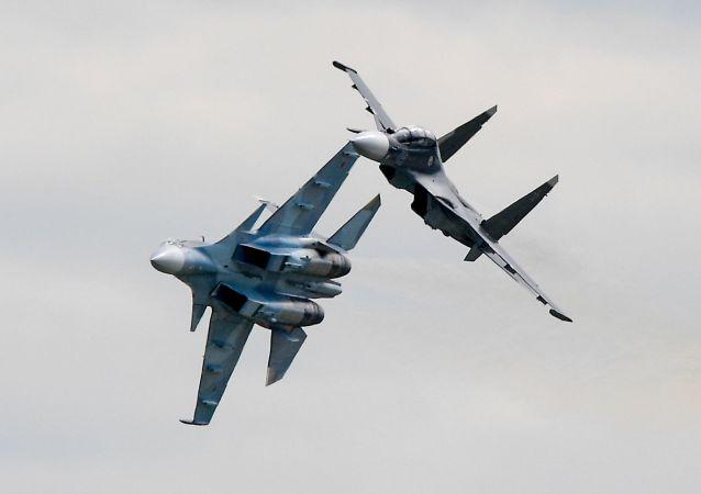 苏-30战斗机