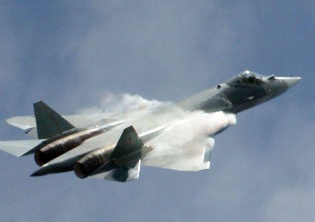 俄罗斯第五代战斗机Т-50 PAK FA