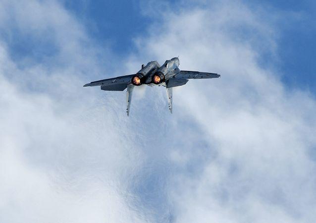 首批两架米格-35战斗机已交付俄空天军