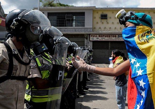 委內瑞拉反對派領導人獲諾貝爾和平獎提名