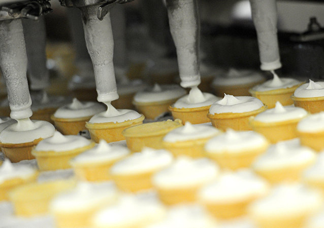 俄羅斯冰淇淋企業應在華設廠以提高知名度