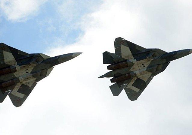 俄空天军总司令称五代机T-50已完成第一阶段国家试验