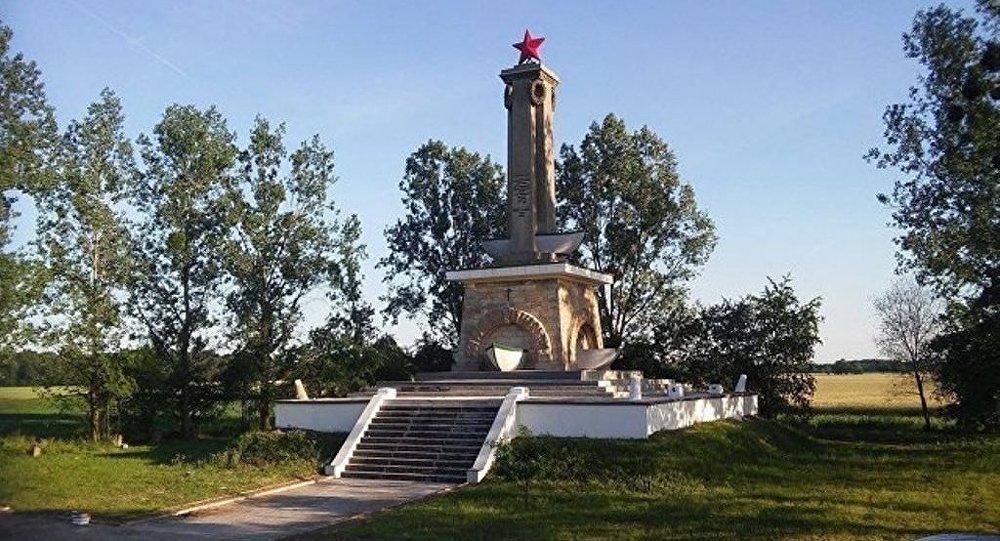 俄议员:俄或在安理会上提出有关波兰拆除苏联纪念碑的问题
