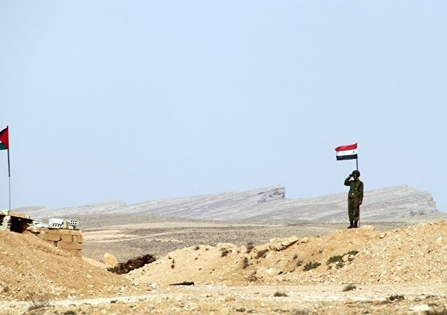 叙利亚地形学家开始用俄设备印刷新地图