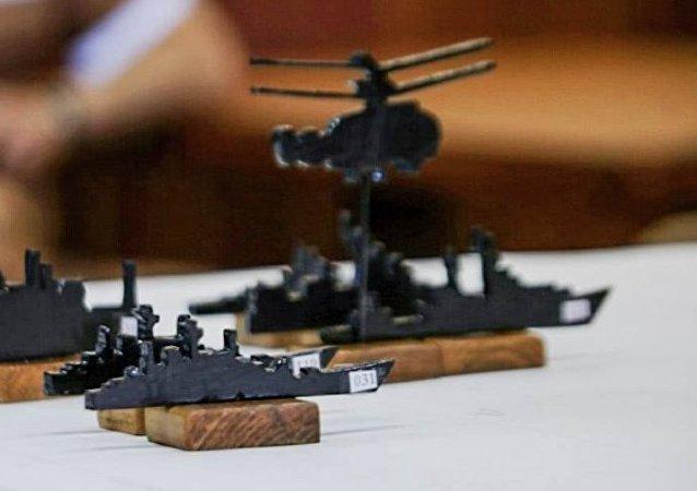 中国海军在波罗的海向北约秀肌肉