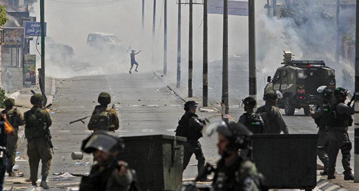 以色列軍隊:加沙地帶向該國發射火箭彈 無人員傷亡