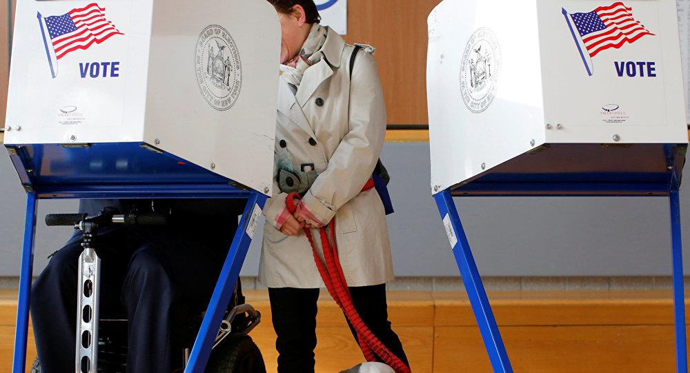 民调:多数美国人认为其他国家试图干预美国会选举