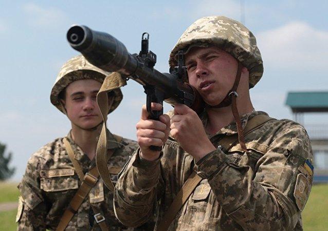 卢甘斯克表示乌方上一昼夜4次破坏停火状态