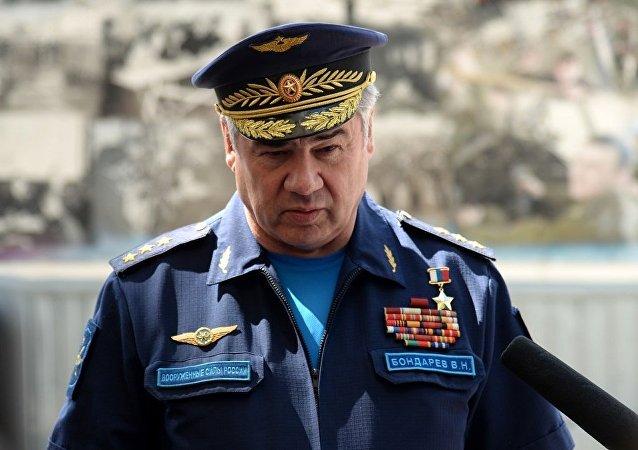 俄罗斯空天部队司令维克托·邦达列夫将军